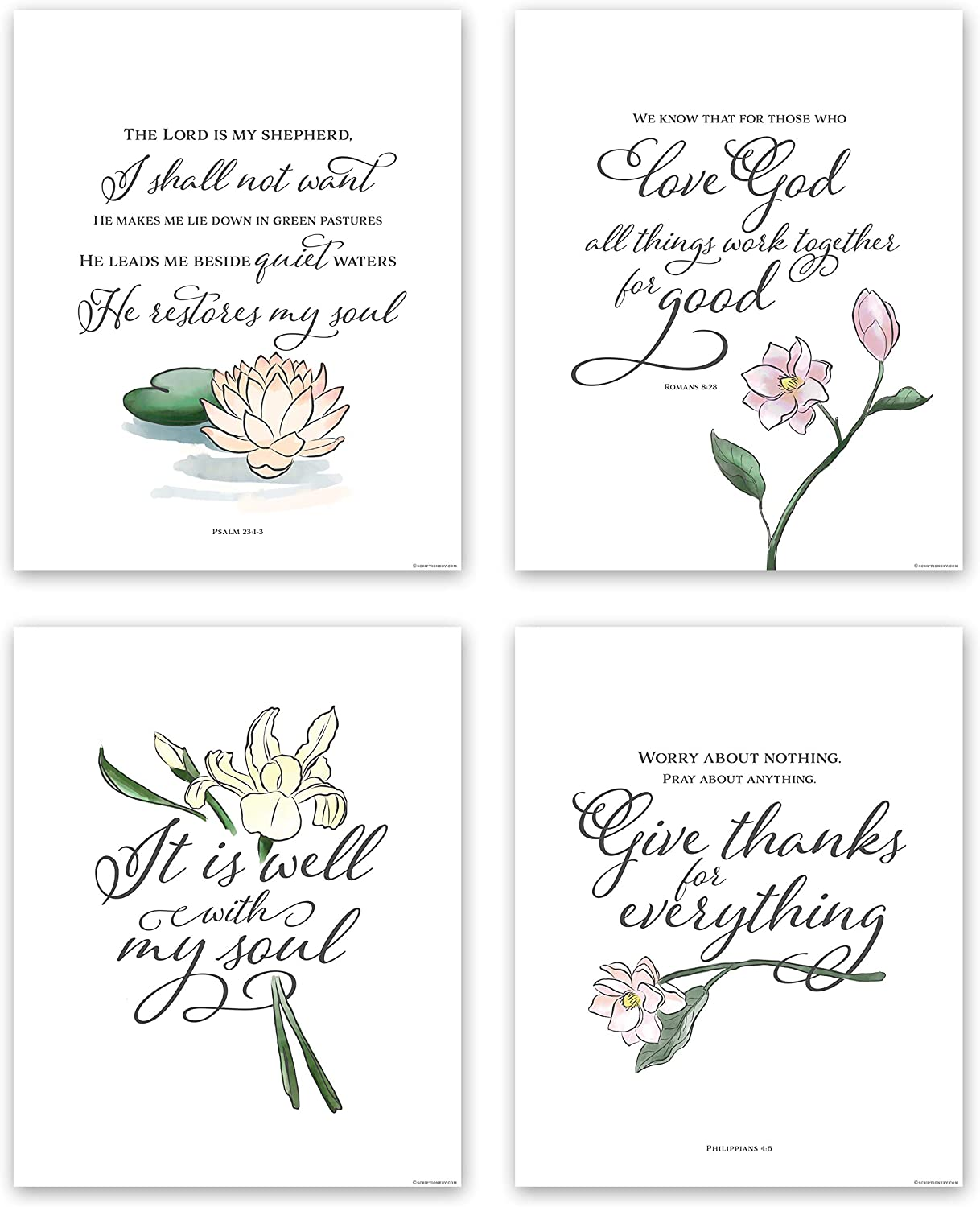 Free Scripture Art For Download And Sharing   Fresh Flutters