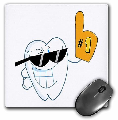 Amazon.com: Sonriente dientes personajes de dibujos animados ...