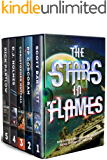 The Stars in Flames: A Military Science Fiction Anthology Box Set