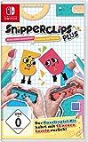 Snipperclips Plus - Zusammen schneidet man am besten ab! - Nintendo Switch [Edizione: Germania]