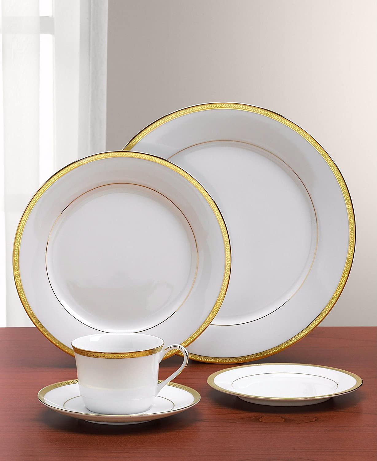 Outstanding Amazon Com Charter Club Grand Buffet Gold Platter Plates Home Interior And Landscaping Transignezvosmurscom