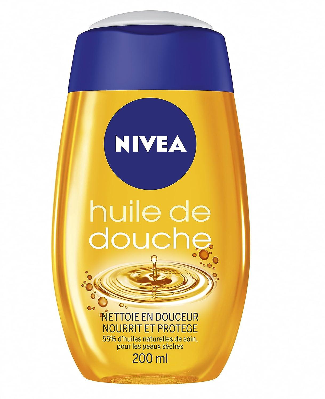 Nivea Bathcare - Huile de Douche - 200 ml - Lot de 2