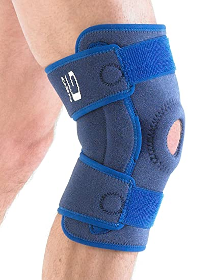 9c58d81ffa Neo-G Hinged Open Knee Patella - Side Hinges Support For ACL, Arthritis,