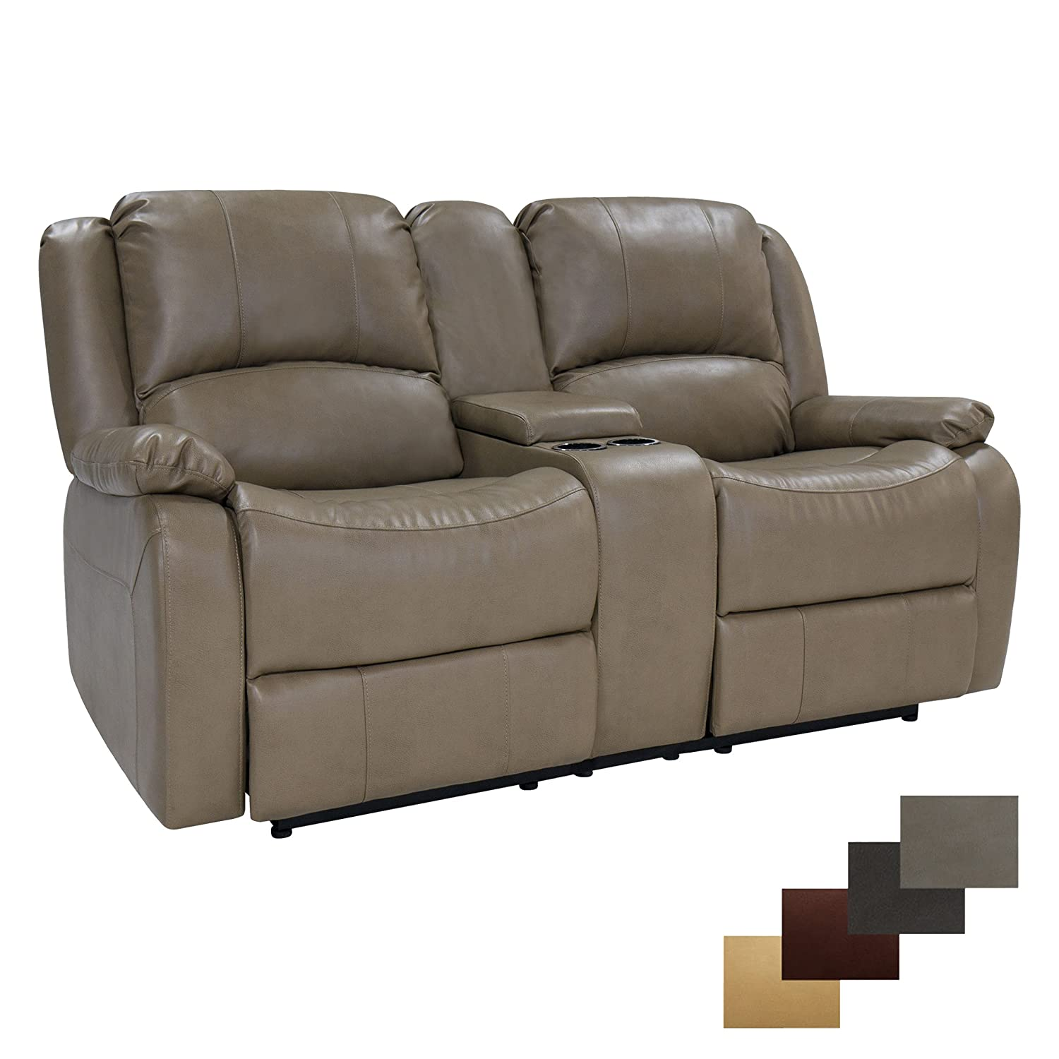 loveseats our chair chairs wide recliner power sofamania gry lift fabric recliners double collections reclining