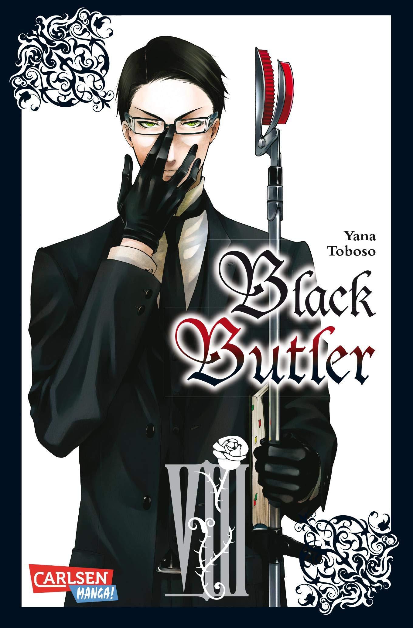 Black Butler 8  8