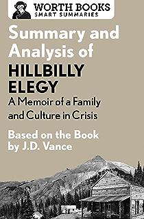 Amazon summary hillbilly elegy memoir by j d vance a summary and analysis of hillbilly elegy a memoir of a family and culture in crisis fandeluxe Choice Image