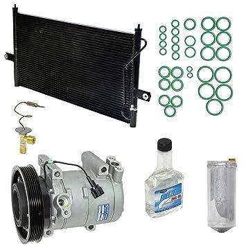 Universal aire acondicionado KT 2050B a/c compresor/Componente Kit: Amazon.es: Coche y moto