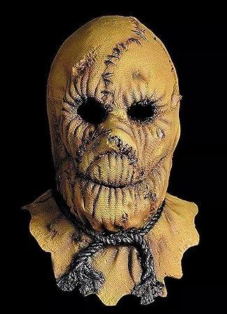 JJH-ENTER Máscara terror Cámara de los Secretos Casa embrujada demonio fantasma máscara Sombrerería Protección