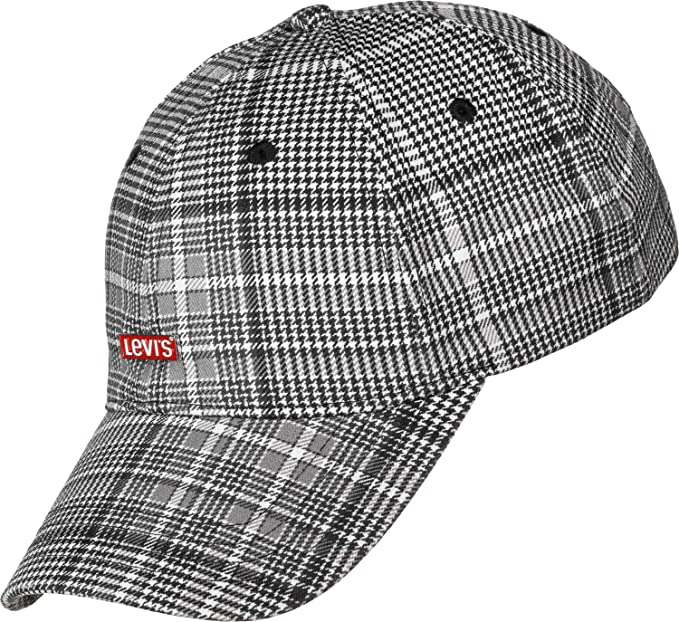 Levis® Plaid Hat Gorra: Amazon.es: Ropa y accesorios