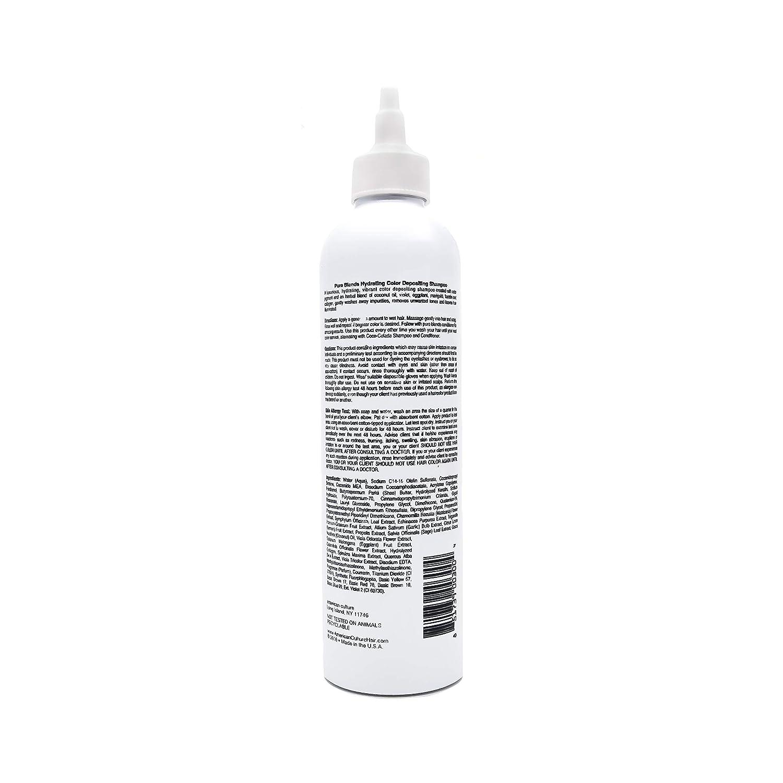 Amazon.com: Pure Blends Champú hidratante para depósito de ...