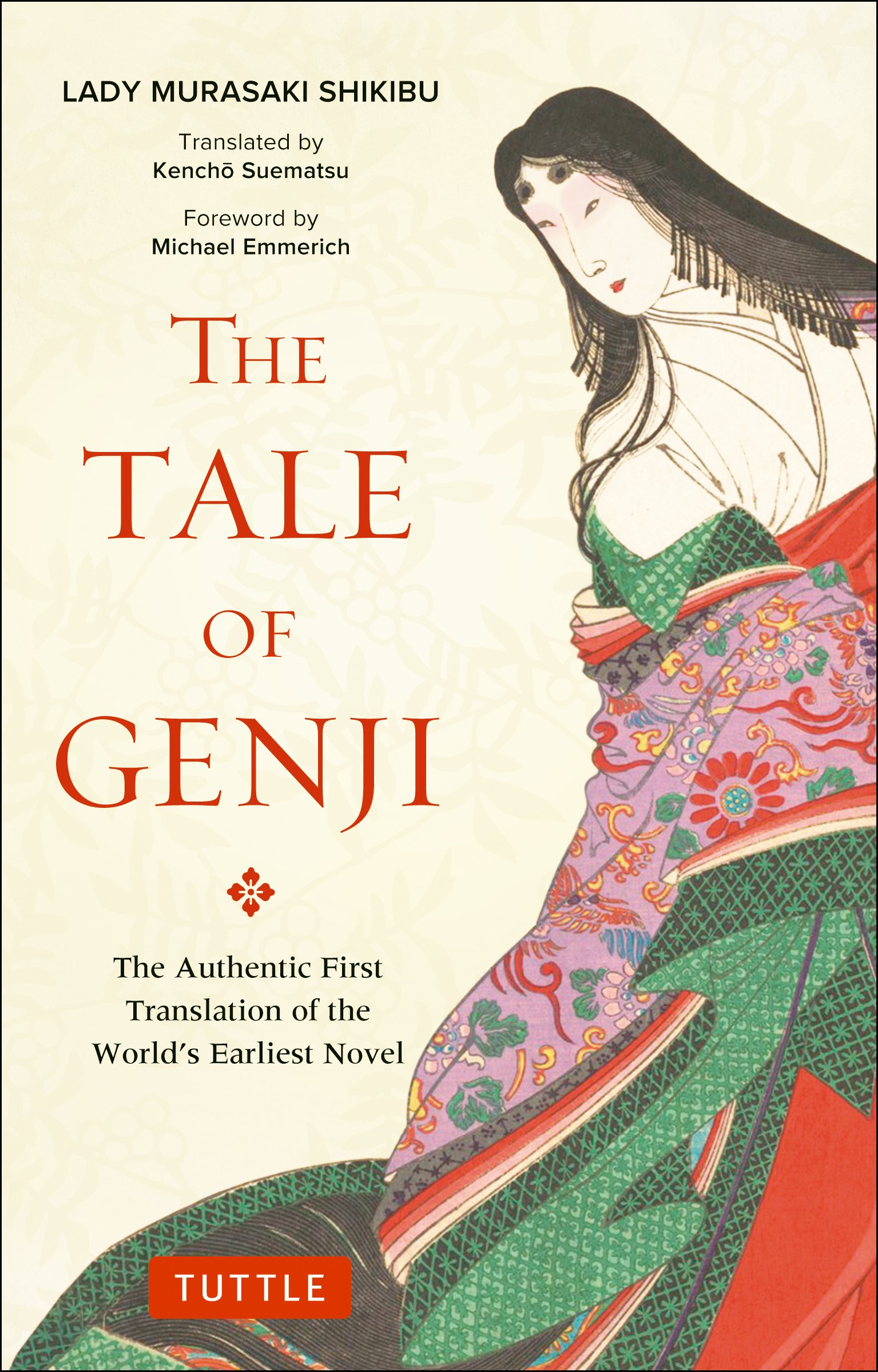 The Tale of Genji: The Authentic First Translation of the World's Earliest Novel (Tuttle Classics) pdf