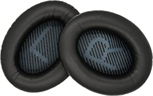Accessory House Premium Ear Pads Compatible with Bose SoundLink Around-Ear 2 Headphones (SLAE2, Black). Premium Protein Leather | Soft High-Density Foam | Easy Installation