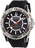 Bulova Men's 96B155 Precisionist Champlain Rotating bezel Watch