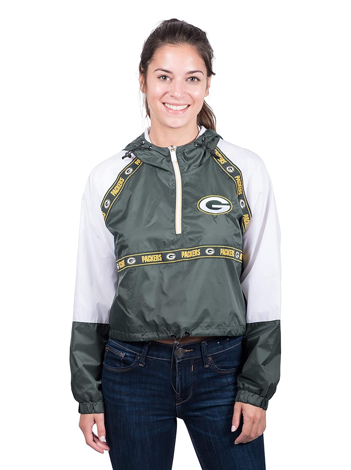 Ultra Game Womens Play Action Jacket