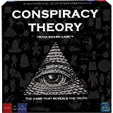 Neddy Games Conspiracy Theory Trivia Board Game