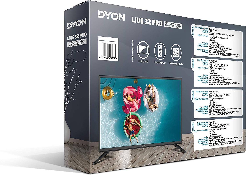 DYON Live 32 Pro: Amazon.es: Electrónica