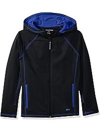 Amazon Essentials Boys' Full-Zip Active Jacket