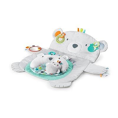 Bright Starts Alfombra de actividades Tummy Time Prop/Play: Bebé
