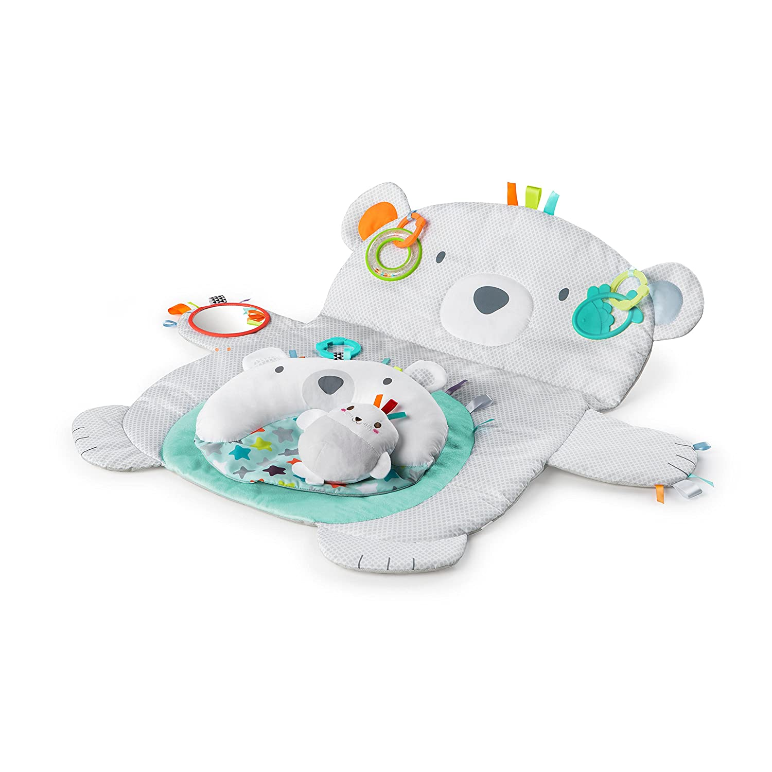 Bright Starts Tummy Time Prop & Play Kids II 10841-3