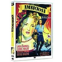 Ambiciosa [DVD]