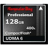KOMPUTERBAY 128GB Professional COMPACT FLASH CARD CF 400X WRITE 30MB/s READ 60MB/s Extreme Speed UDMA 6 RAW 128 GB