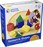 Learning Resources Large Geosolids Plastic Shapes