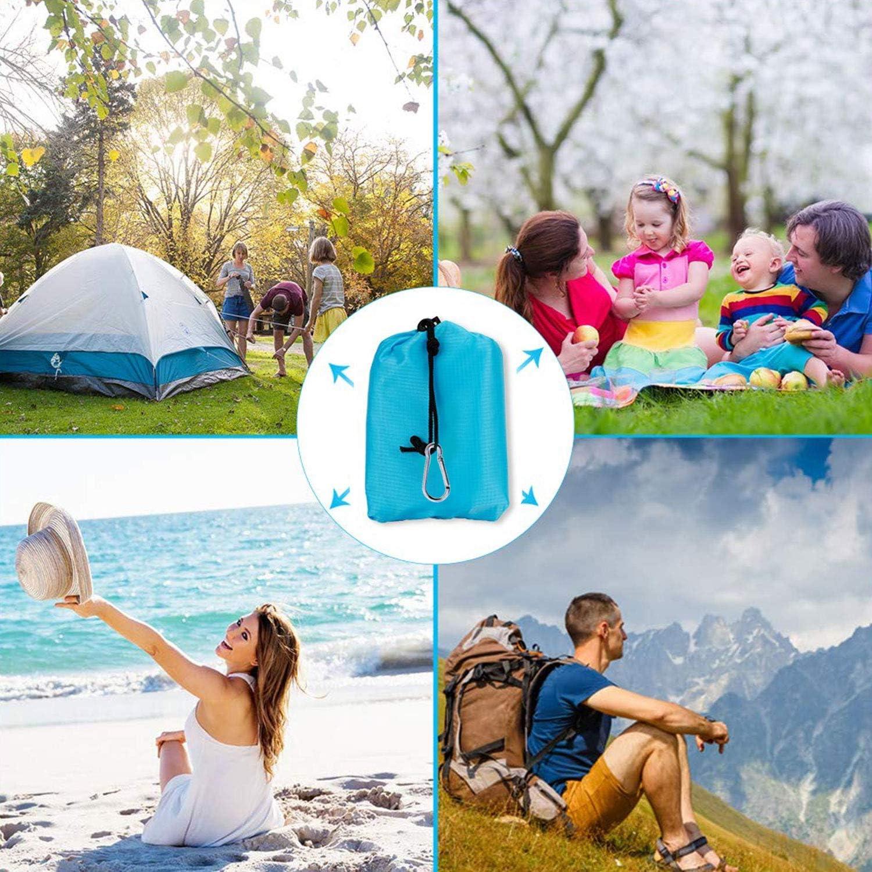 4 enjeux pour serviettes couvertures bâches Picnic Camping ~ NOUVEAU