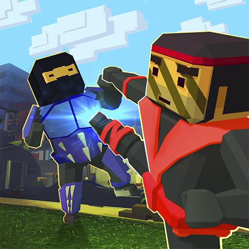 Ninja Kung Fu Blocky Fighting: Amazon.es: Appstore para Android