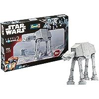 Revell Maqueta Star Wars AT, Easy Kit Modelo
