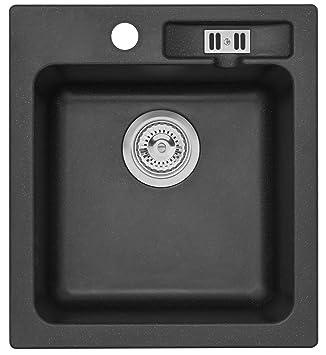 Axis Kitchen Granitspule Malibu 20 Kuchenspule Axigran Einbauspule