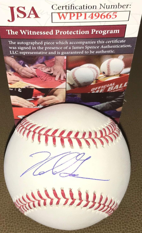 Nolan Gorman St Louis Cardinals Autographed Signed Official Major League Baseball JSA WITNESS COA SidsGraphs