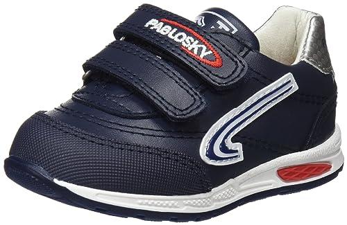 Pablosky 255621 - Zapatillas para Niños, Color Azul, Talla 26
