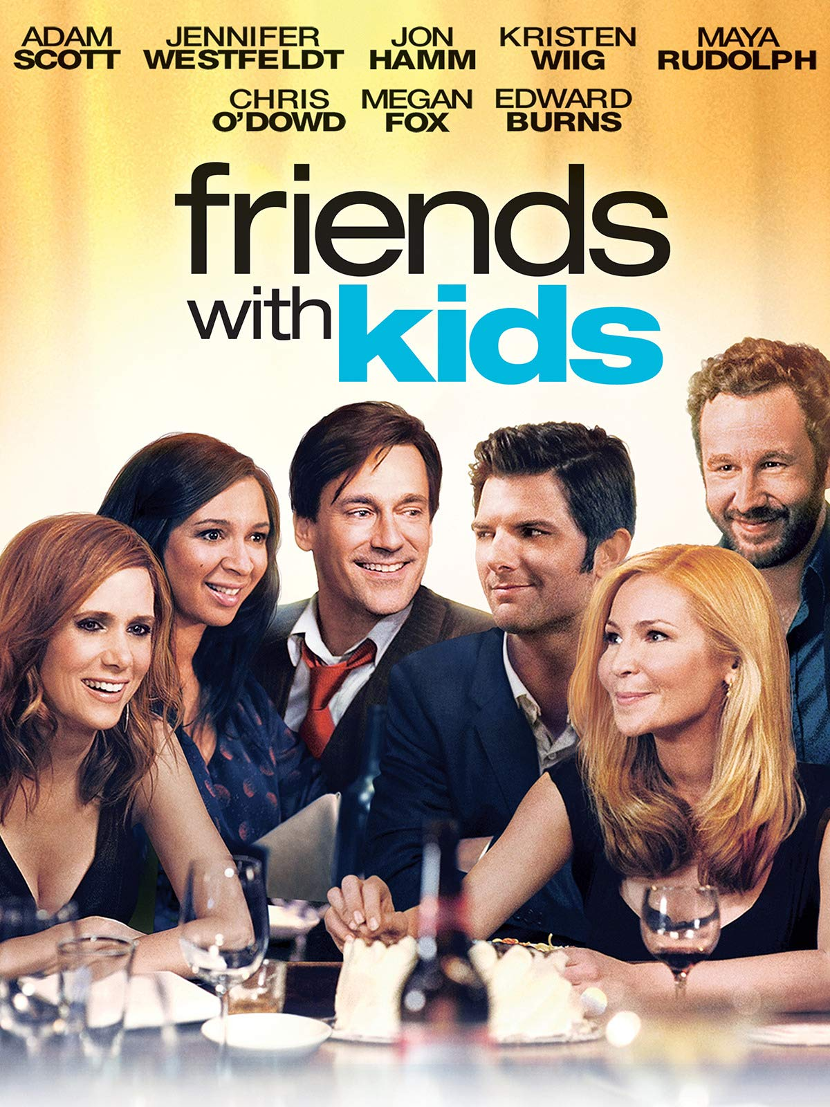 Friends With Kids on Amazon Prime Video UK