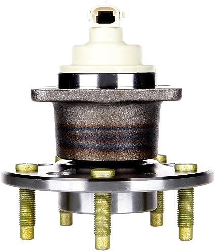 Cciyu 512078 - Conjunto de buje y rodamiento de rueda de repuesto ...