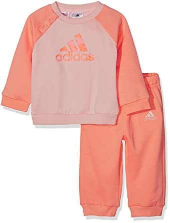 adidas Kinder Logo Jogginganzug Trainingsanzug