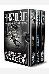 Fuerza de Élite: Thrillers de acción y suspense de Max Cornell (Vol 1 al 3) (Max Cornell thrillers de acción) (Spanish Edition) Kindle Edition