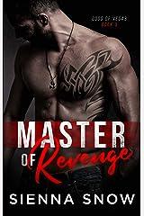 Master of Revenge (Gods of Vegas Book 3) Kindle Edition