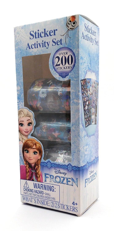 Savvi 200+ Stickers Disney Frozen Sticker Set