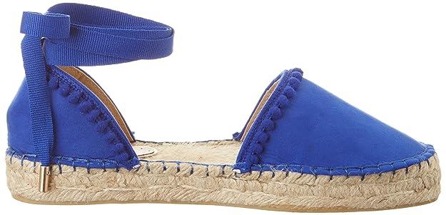 Miss KG Damen Dizzy Espadrilles, Blau (Blue), 39 EU