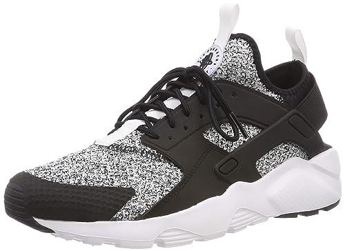 on sale ec5e1 b006f Nike Air Huarache Run Ultra SE, Scarpe Running Uomo, Nero (Black White 010