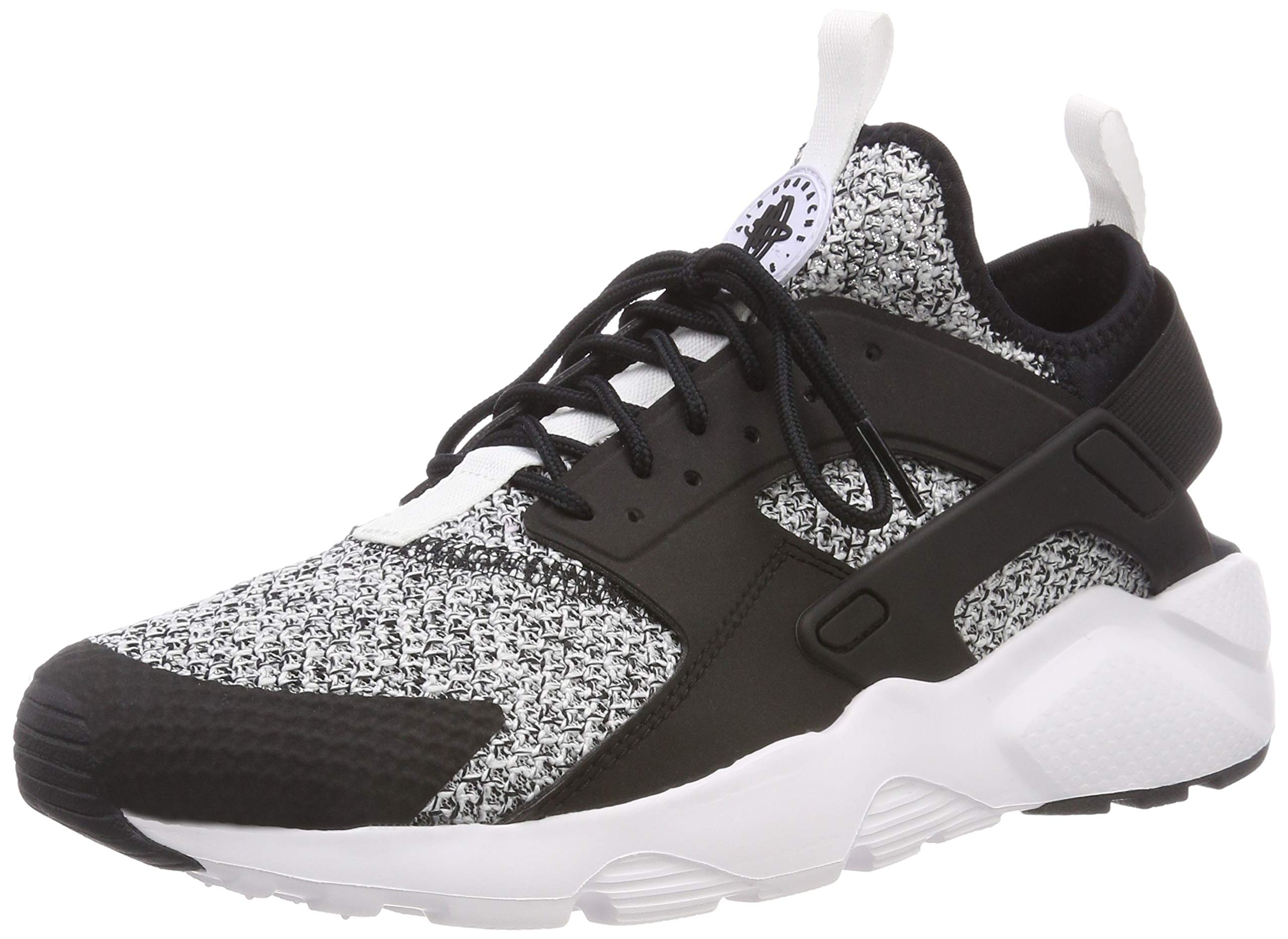 9abb1c248add Galleon - NIKE Mens Huarache Ultra SE Running Shoes Black White White 875841-010  Size 8.5