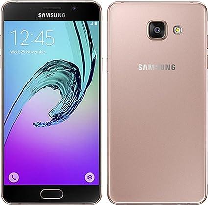Samsung Galaxy A5 (2016) SM-A510F 16GB Gold, Single-Sim, GSM Unlocked International Model, No Warranty