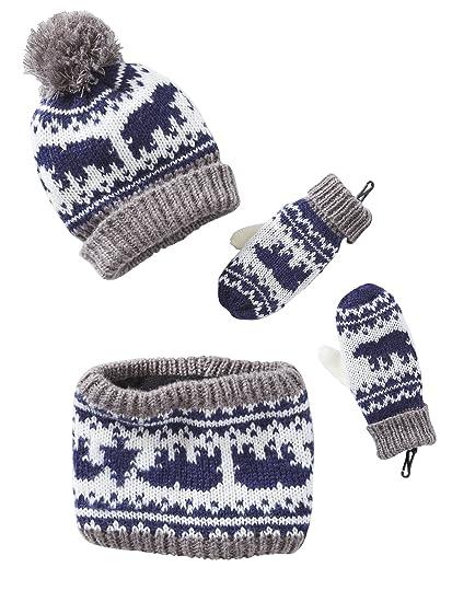 6287a5af7627 Vertbaudet Lot de 2 paires de gants taille unique garçon Meilleurs ...