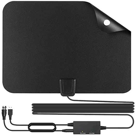 Review HD TV Antenna Indoor