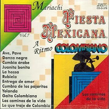 Mariachi Fiesta Mexicana - Mariachi Fiesta Mexicana (A Ritmo ...