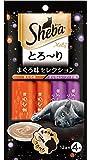シーバ (Sheba) とろ~り メルティ まぐろ味セレクション 48g(12g分包×4個) 6袋セット [猫用おやつ]
