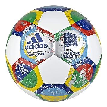 Adidas Ballon UEFA Top Glider  Amazon.es  Deportes y aire libre d1a13913b0a5a