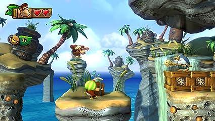 Donkey Kong Country: Tropical Freeze: Nintendo: Amazon.es: Videojuegos