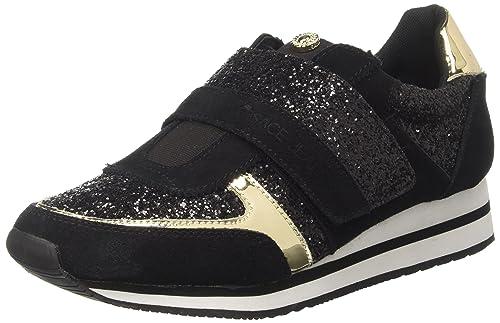 Versace Jeans EE0VRBSA2_E70026, Zapatillas para Mujer, Negro (Nero E899), 36 EU: Amazon.es: Zapatos y complementos