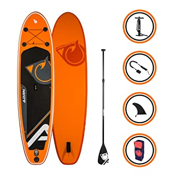 Adrenalin Tabla Hinchable de Paddle Surf Cruiser 102 x 30 ...